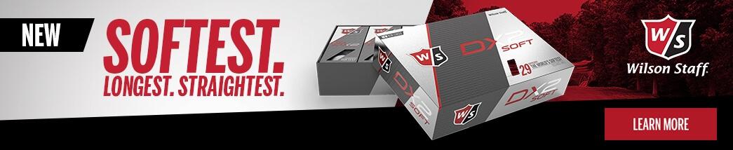 Wilson Staff golfbolde med tryk af dit eget logo.
