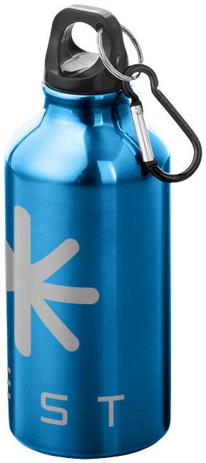 Drikkedunk med logo | Hiking drikkedunk i stål inkl. logo tryk